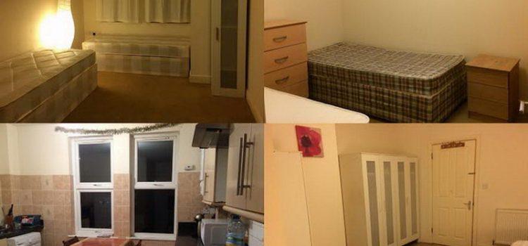 2 dupla szoba kiadó azonnali költözéssel, Dél-London, Croydon