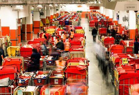 Alkalmi, karácsonyi szezonális munka a Royal Mail-nél!