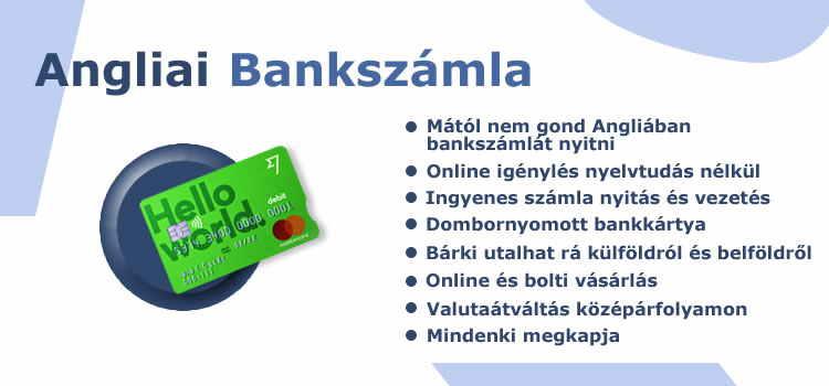 Nemzetközi Bankszámla