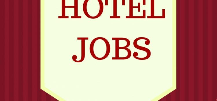 Hotel munka – Több betöltendő állás vár a jelentkezőkre!